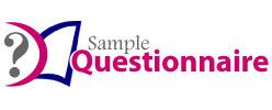 sample-questionnaire
