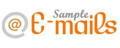 SampleEmails.org